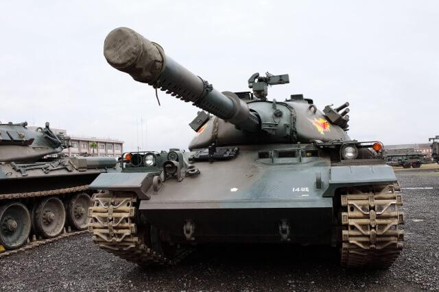 戦車・特殊車両